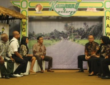 "program live ""Kampung Makaryo"""